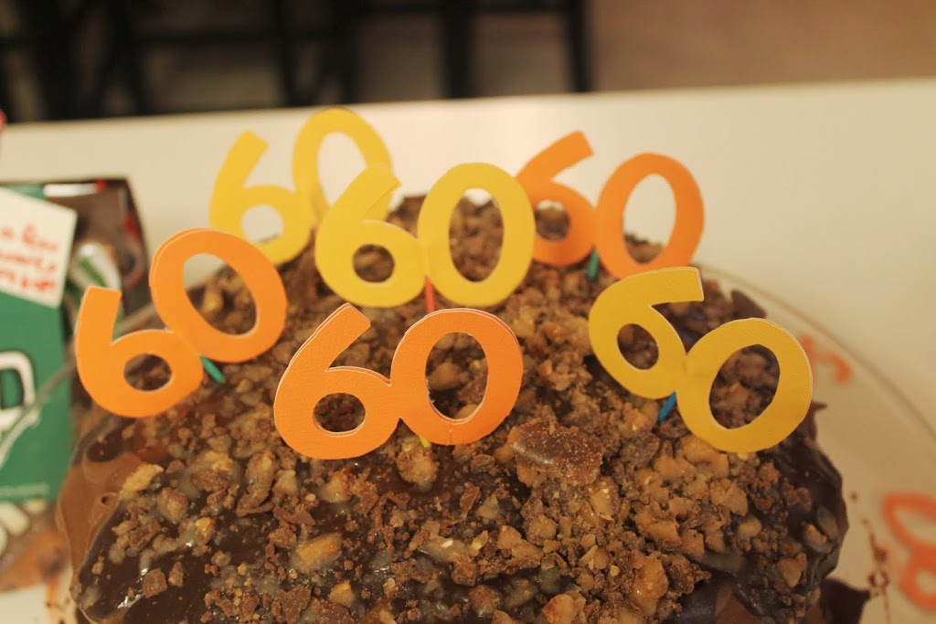 60th Birthday Ideas for a Guy:  Free Birthday Math Printable and More DIY Birthday Party Ideas