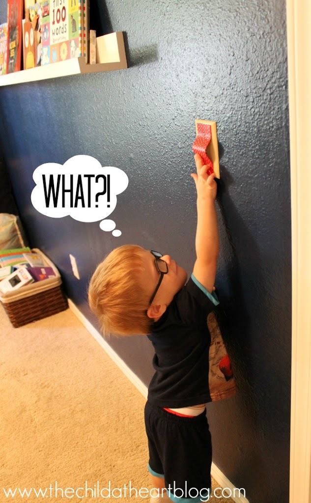 DIY Child Proof Light Switch Cover