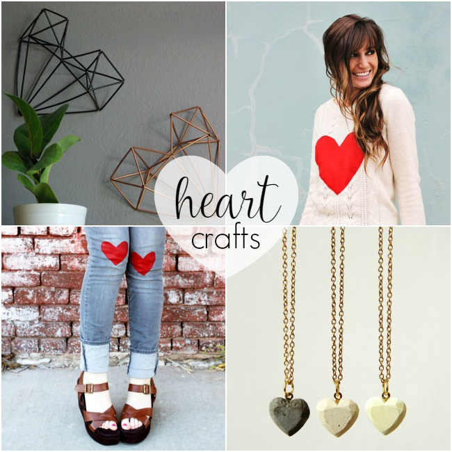 easy heart craft ideas for valentines day