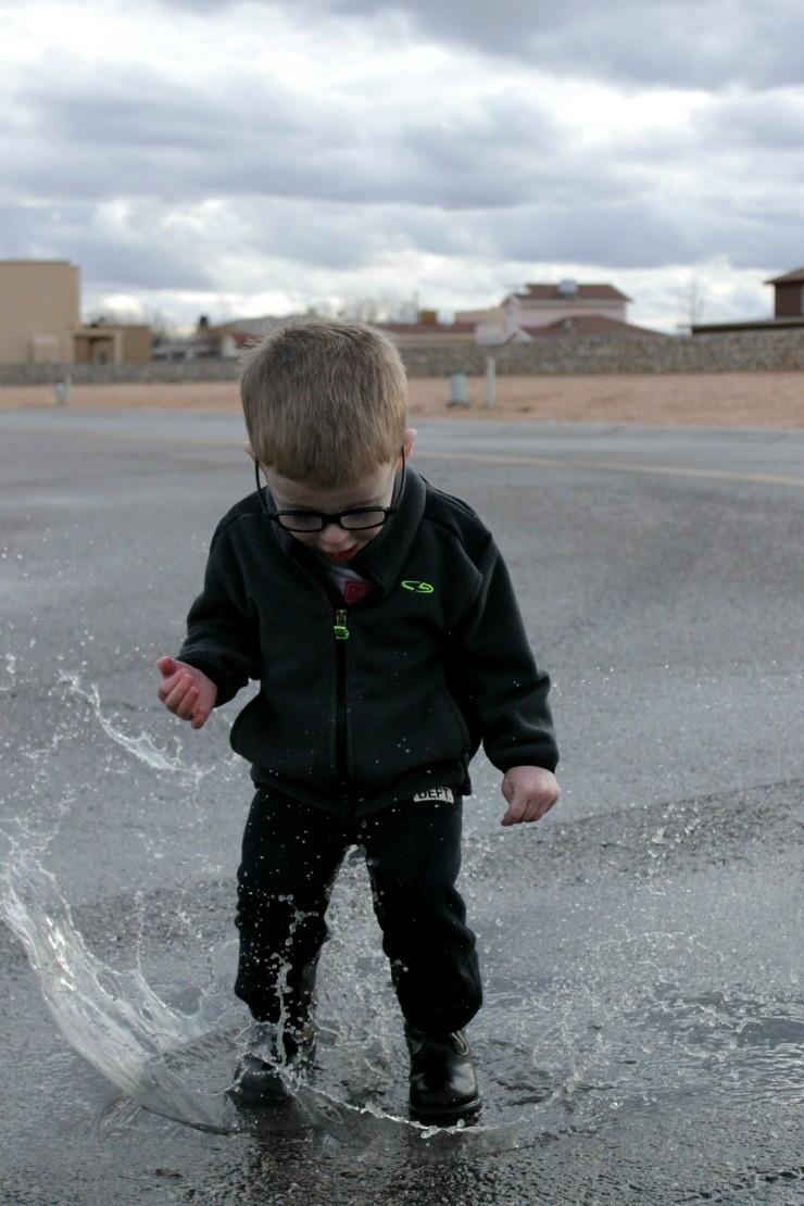 puddle-fun