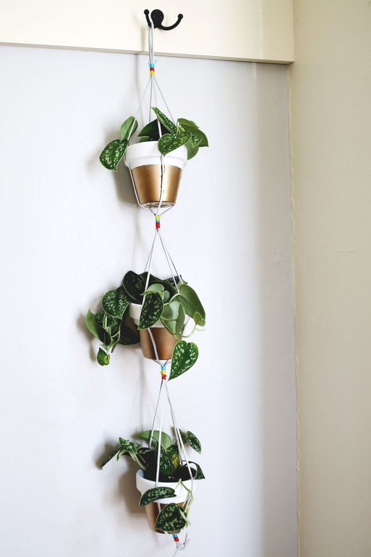 Cheap DIY Planter Ideas from Child at Heart