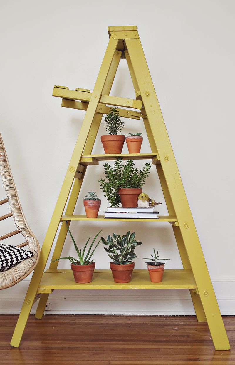 6 DIY Ladders that Will Make Your Life Better: Child at Heart