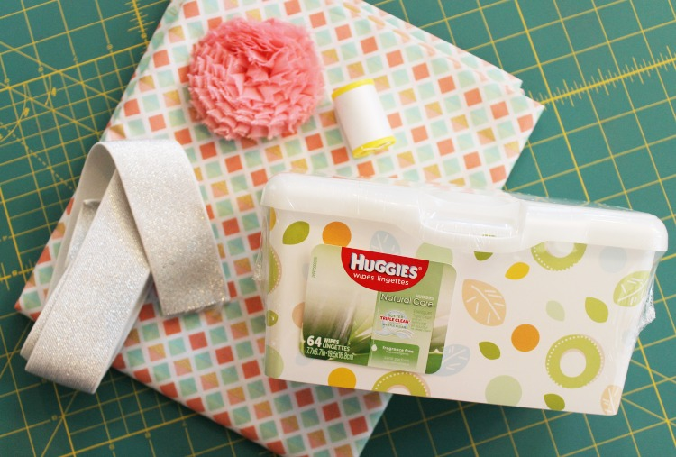 Baby Wipes Cover Sewing Tutorial Baby Shower Gift Idea: Child at Heart Blog