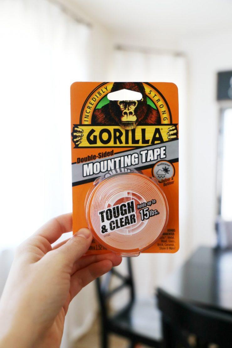 Gorilla Glue Mounting Tape