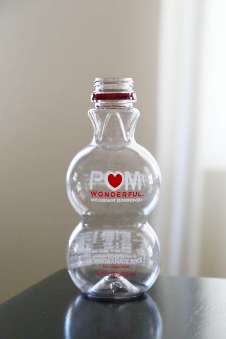 POM juice bottle