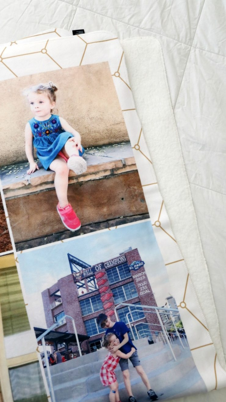 How to Make a Photo Blanket with collage.com