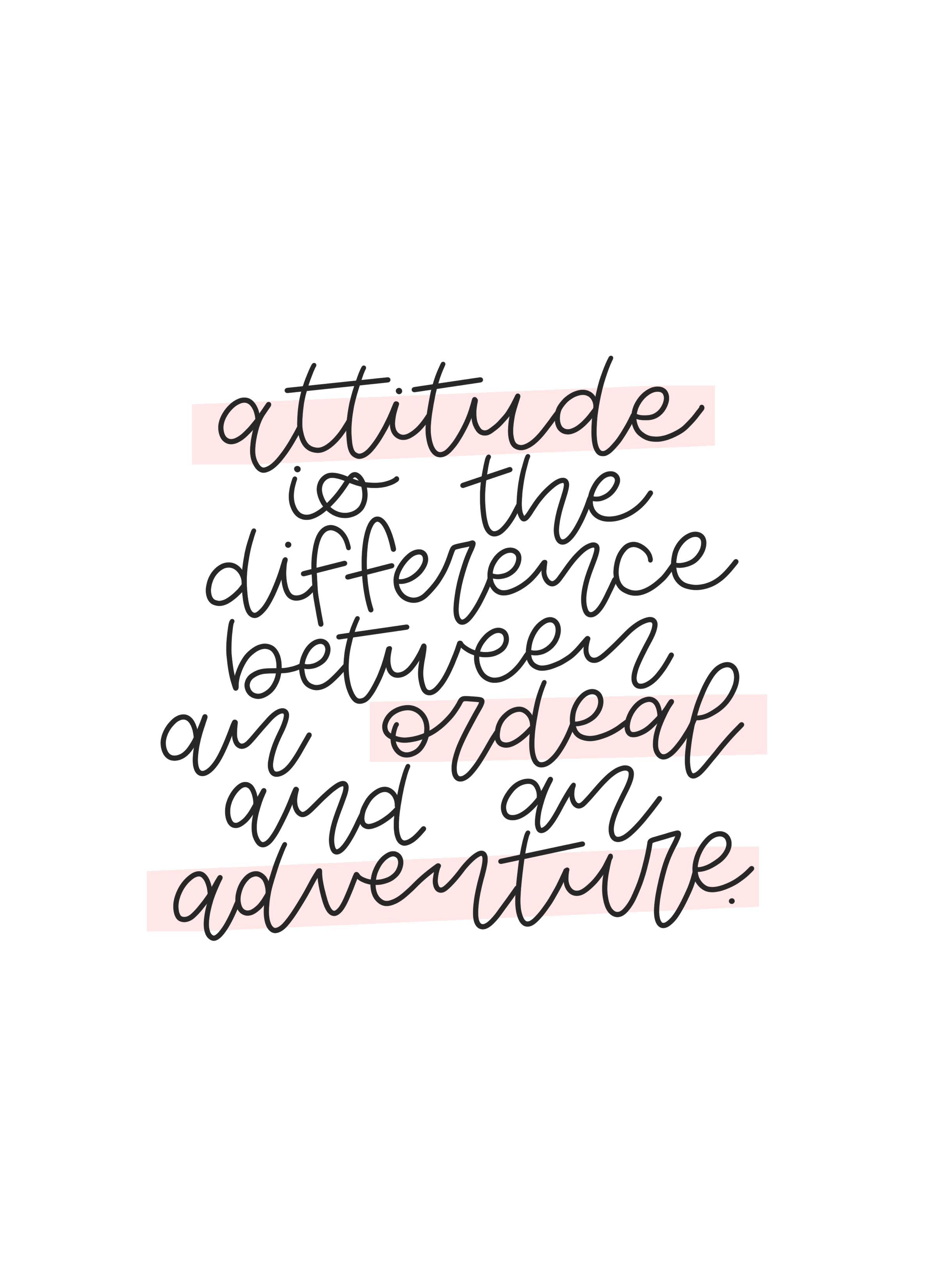 13 Bible Verses about Attitude + Free Attitude Printables